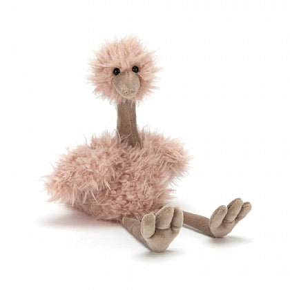 Plush - Mini Purple Ostrich