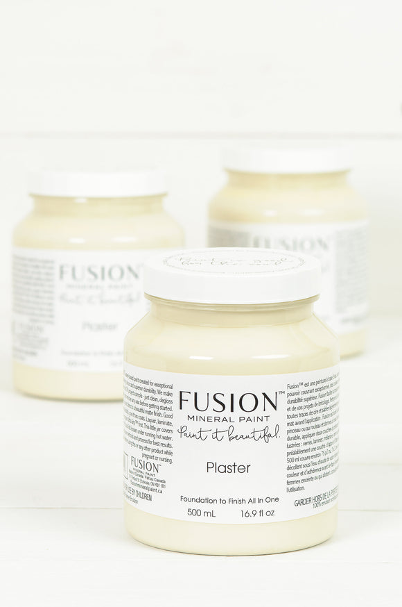 Plaster by Fusion