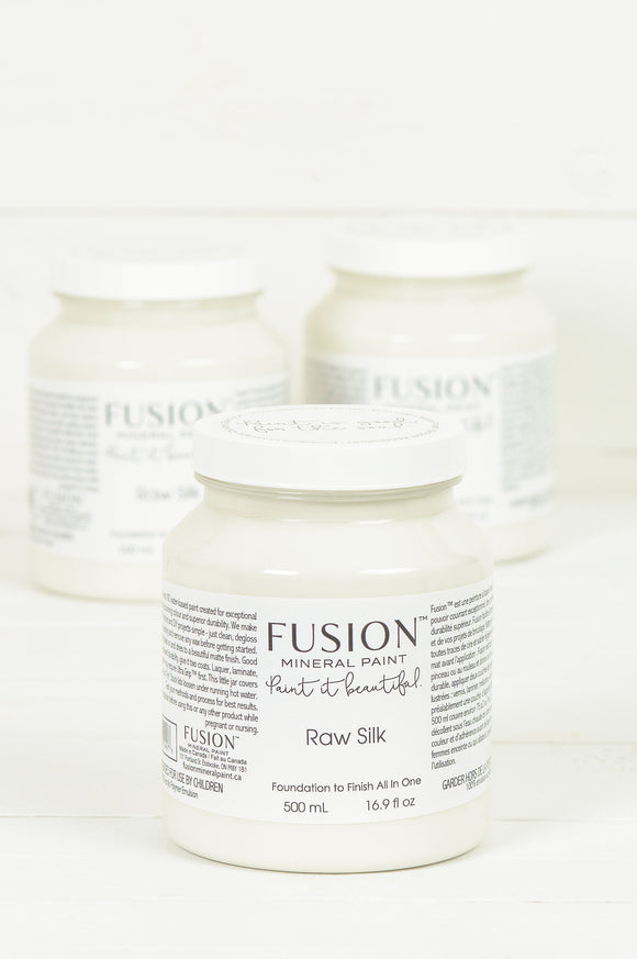 Raw Silk by Fusion