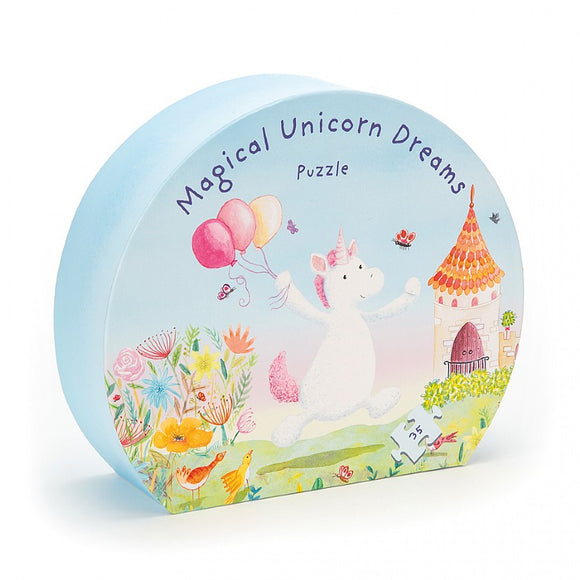 Unicorn Dreams Puzzle