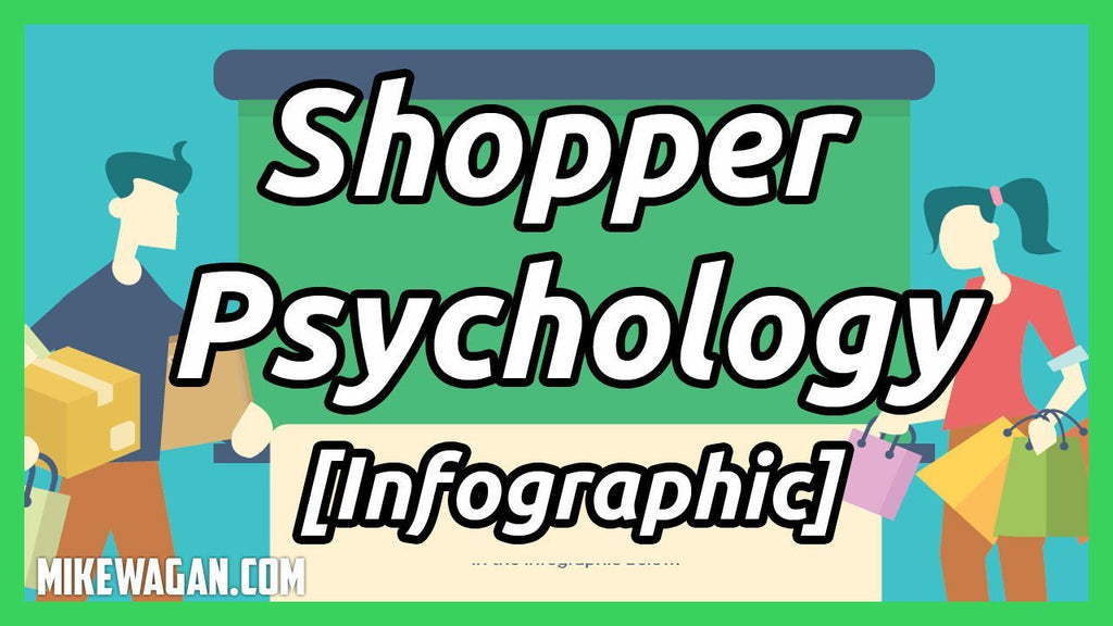 Shopper Psychology – Learn These & Become a Better Marketer [INFOGRAPHIC]