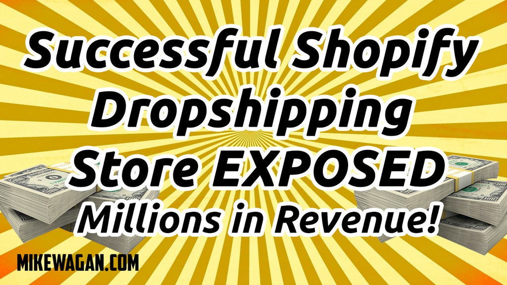 A Wildly Successful Shopify Dropshipping Store EXPOSED – Strategies Analyzed so You Can Implement Them Today!