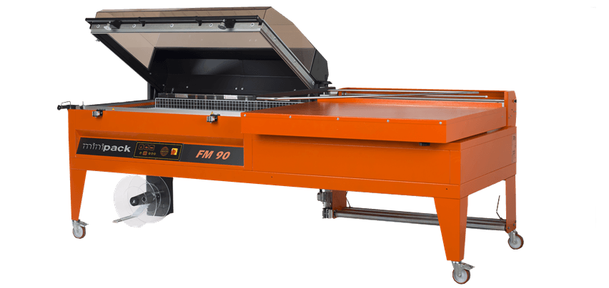 FM90 DIGIT Large Format Shrink Wrapping Machine