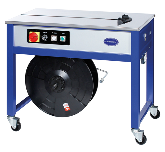 TAS200-AL Optimax® Open Frame Semi Automatic Table Strapper
