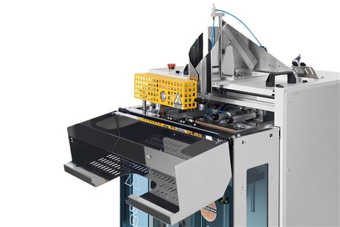 NEW X-BAG EVO - Vertical Bagging Machine