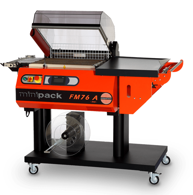 FM76A EVO Automated Chamber Shrink Wrap Machine