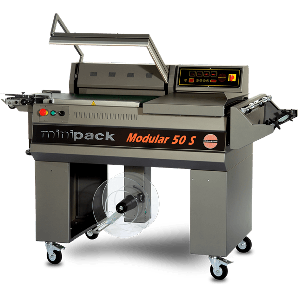 Modular 50S STEEL IT Semi-Automatic L Sealer