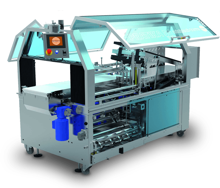 Pratika 56 MPE Reverse INOX Automated Shrink Wrap Machine
