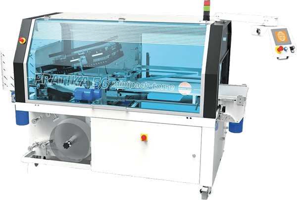 Pratika 56 CS (Centre Sealing) Automated Shrink Wrap Machine