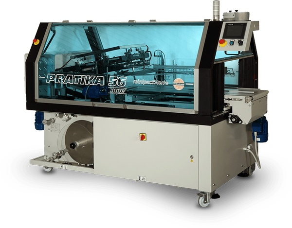 Pratika 56 MPE Reverse Automated Shrink Wrap Machine