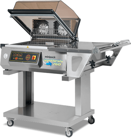 Synthesis INOX Chamber Shrink Wrapping Machine
