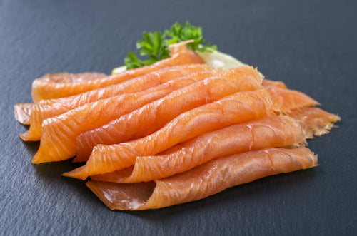 Cold-Smoked Salmon (Sliced/Frozen)