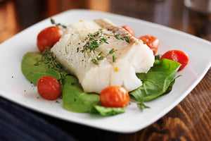 Halibut Fillets (Frozen)