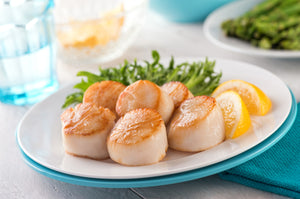 Comeau's Atlantic Scallops (Frozen)