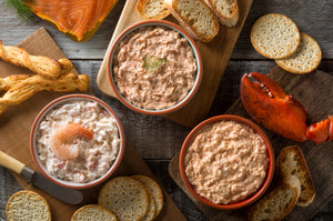 Seafood & Lobster Spread