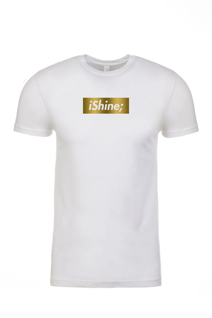 BOX SHINE White Tee