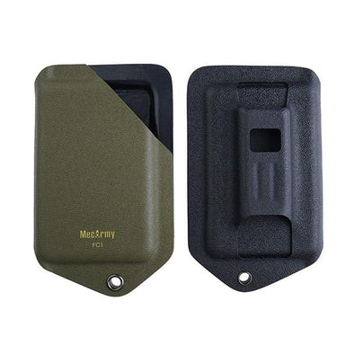 FC1 Kydex Sheath for MecArmy SGN3 light, cards and change