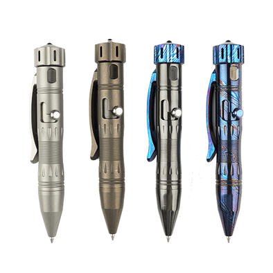 MecArmy TPX10 Titanium Bolt Action Pen