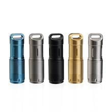 Illumine X2S PVD Mini USB Rechargeable Flashlight