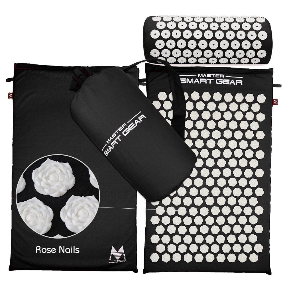 Acupressure Massage Mat Pillow