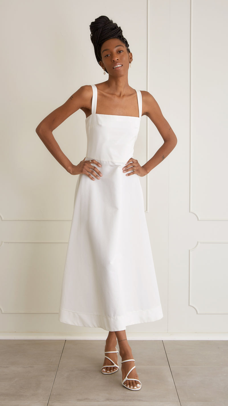 LEIN - Faille Circle Dress, US6