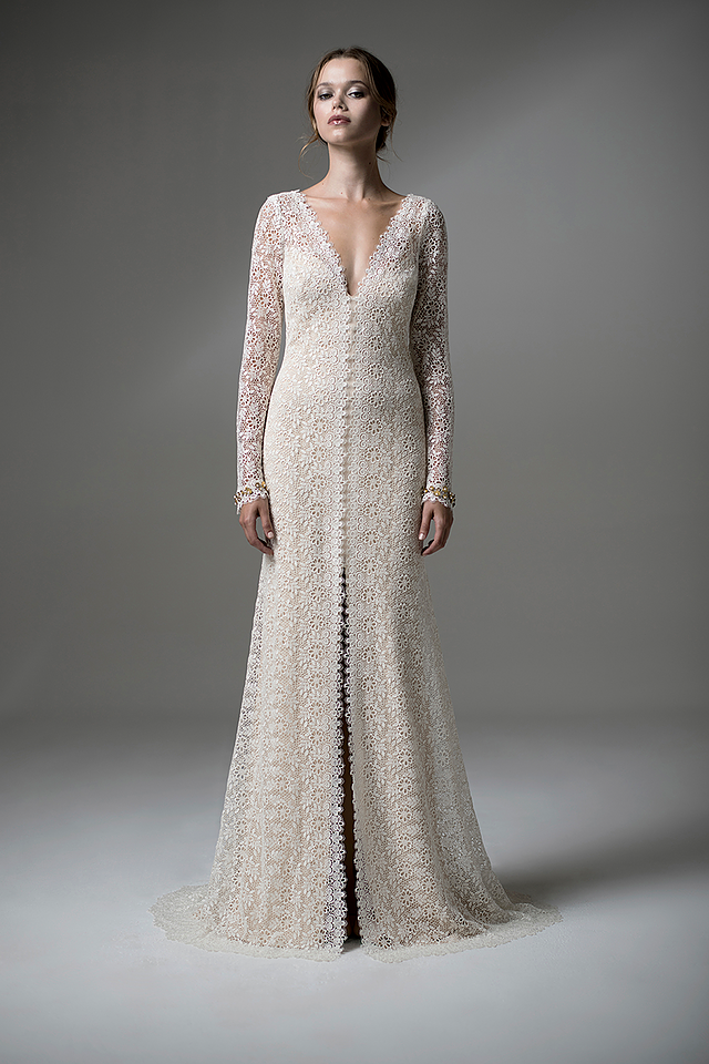Anais Anette - Sage Gown, US 6