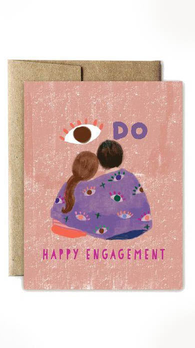 "Card: ""Eye"" Do Engagement"