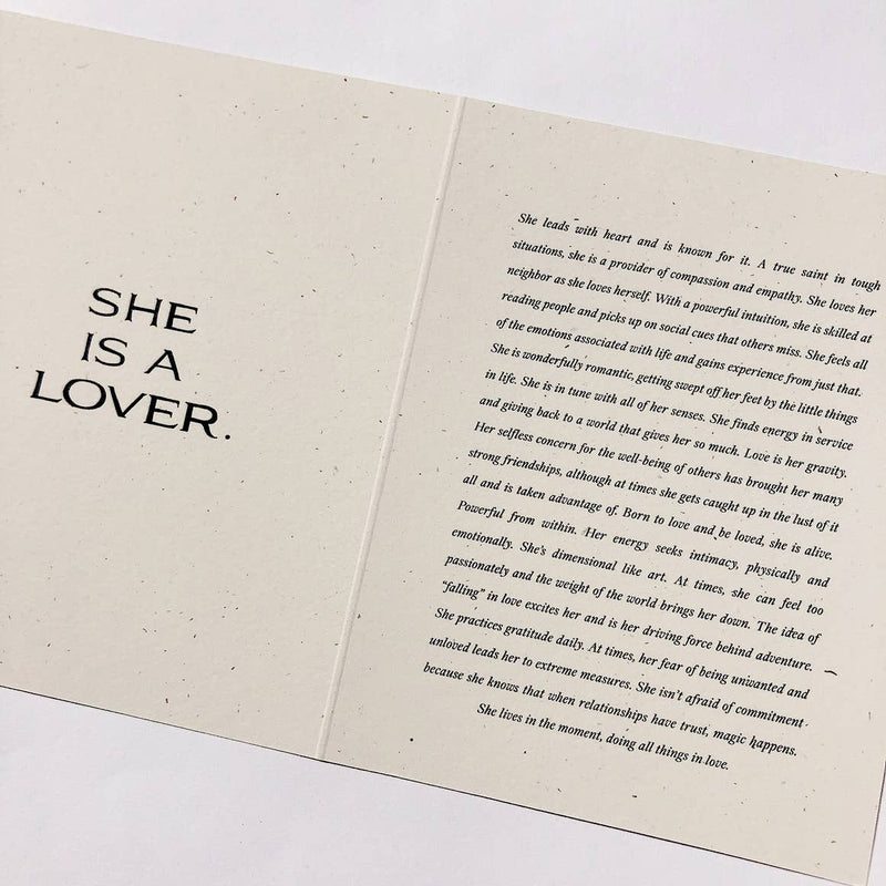 The Lover Card