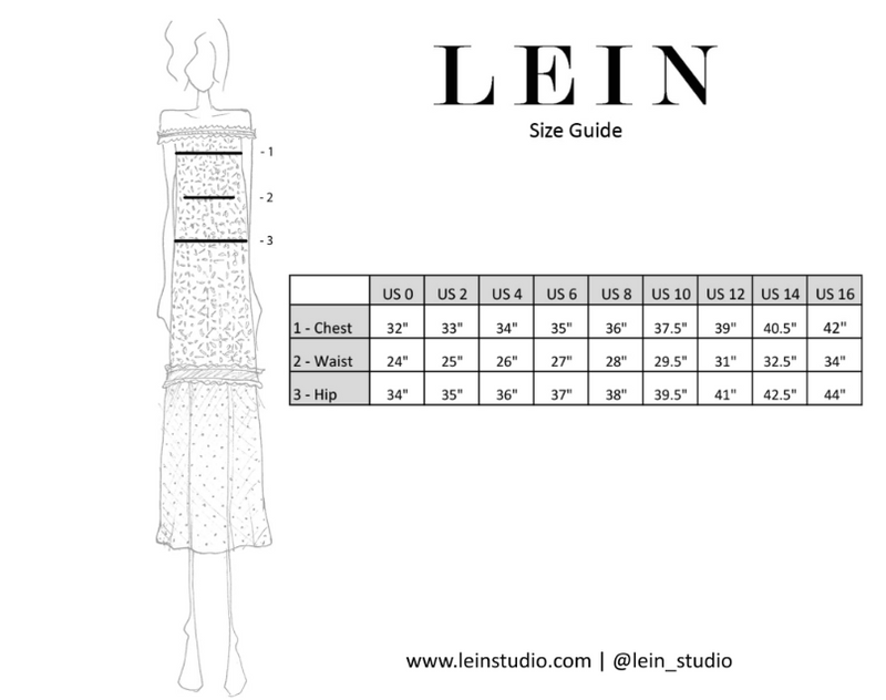 Lein - Shirley Mae Dress