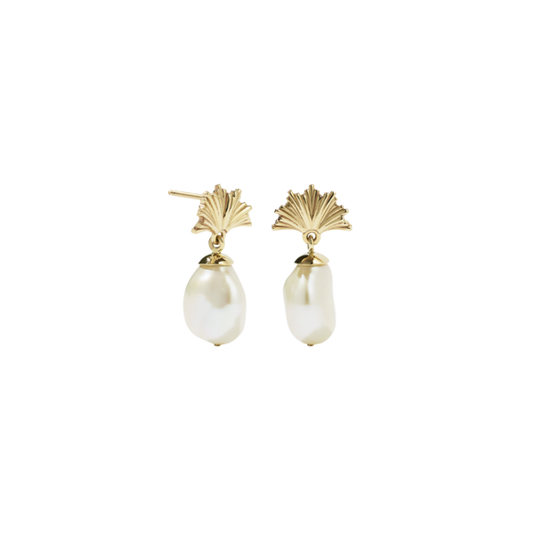 Vita Drop Earrings- Small