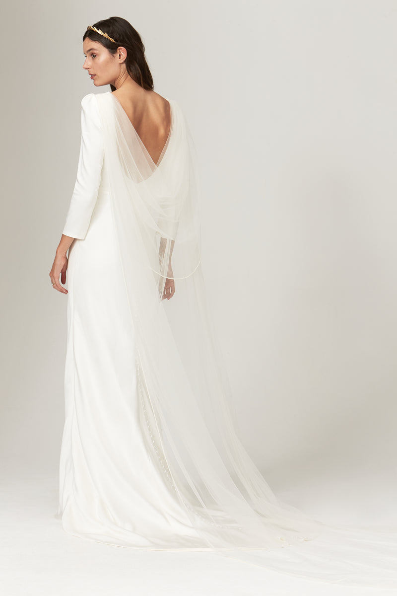 Savannah Miller - Gwendolyn Gown