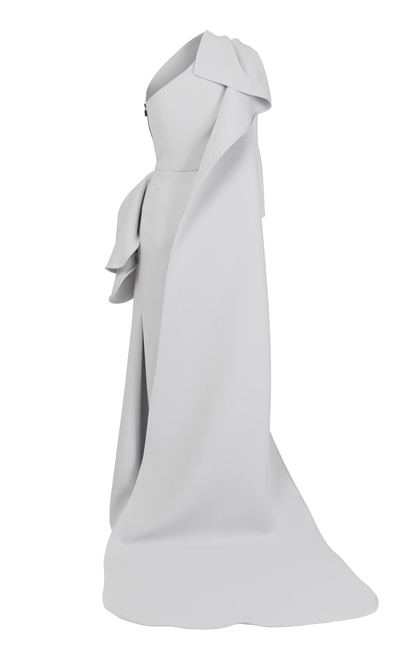 Butterfly Gown - White