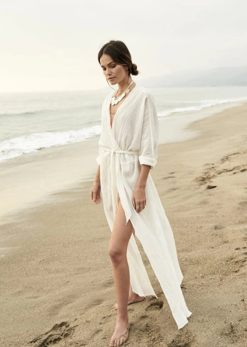Mata Beach Coat