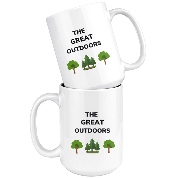 The Great Outdoors - Mug