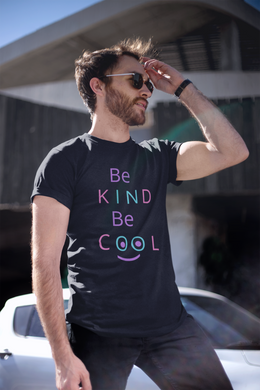 BE KIND BE COOL ~ Short-Sleeve T-Shirt