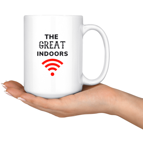 The Great Indoors - Mug