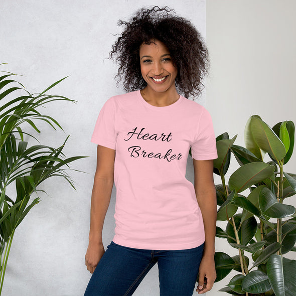 Heart Breaker ~ Short-Sleeve T-Shirt