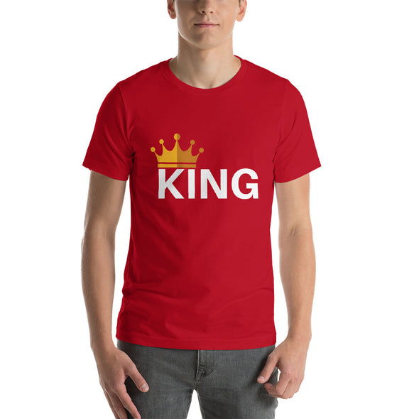 KING ~ Short-Sleeve T-Shirt