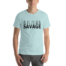 Load image into Gallery viewer, SAVAGE - Floating Skulls ~ Short-Sleeve T-Shirt