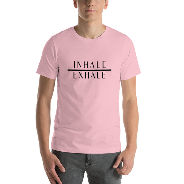 INHALE / EXHALE ~ Short-Sleeve T-Shirt