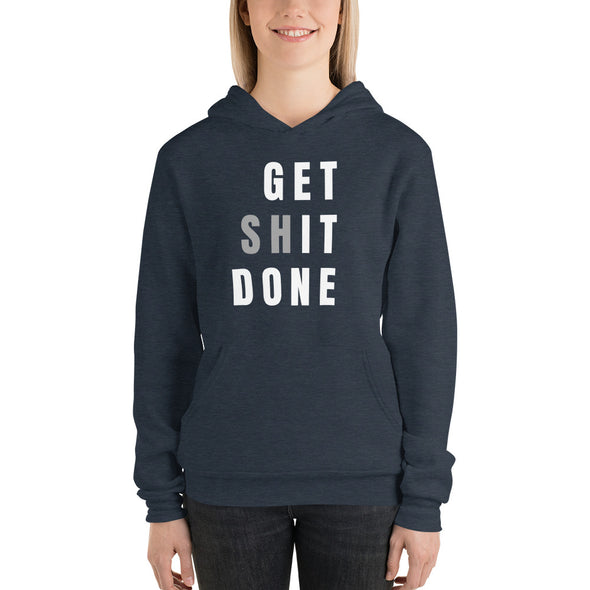 GET **IT DONE ~ Lighweight Hoodie