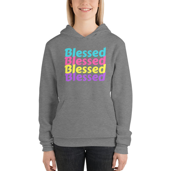 Blessed ~ Lightweight Hoodie