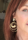Lucky Panther Earrings — NEW!