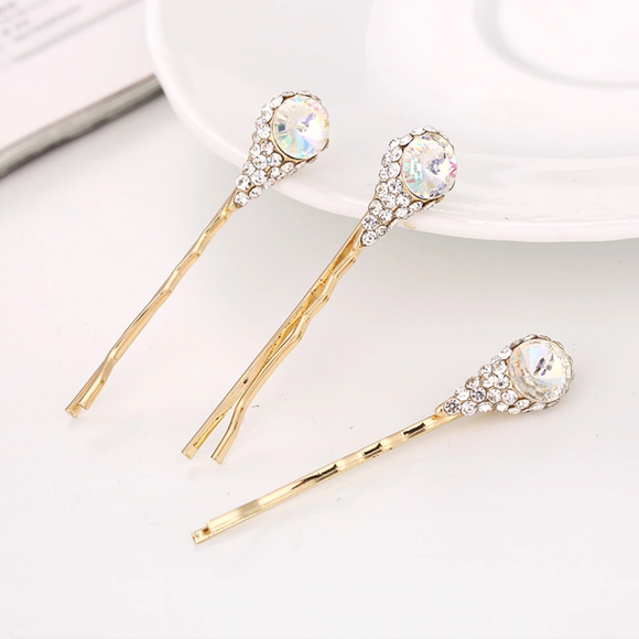 Ruthie Hairpins (Set of 3)