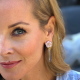 Flossie Earrings — our newest addition for Fall 2020!