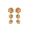 Maeve Earrings —Triple