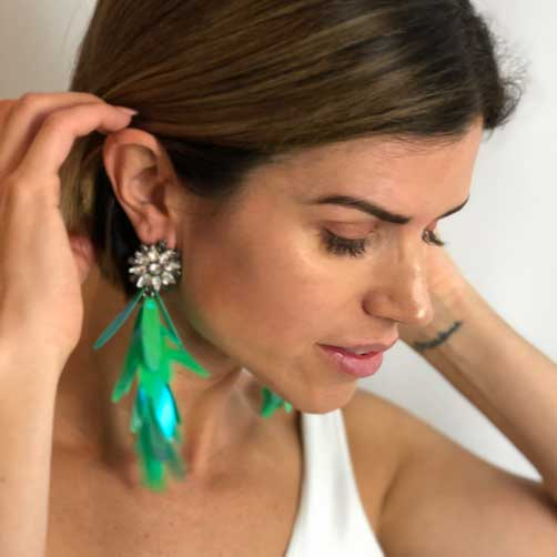 SALE Courtney Earrings