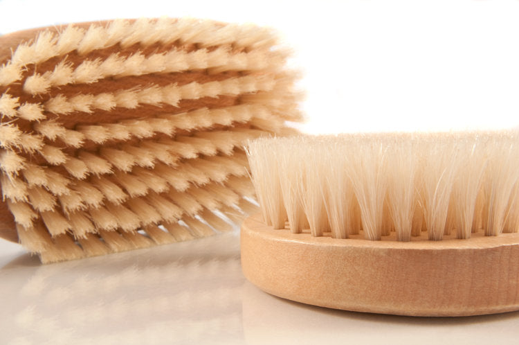Why body brushing is good for you