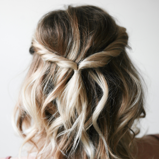 17 Time Saving Back-To-School Hairstyles