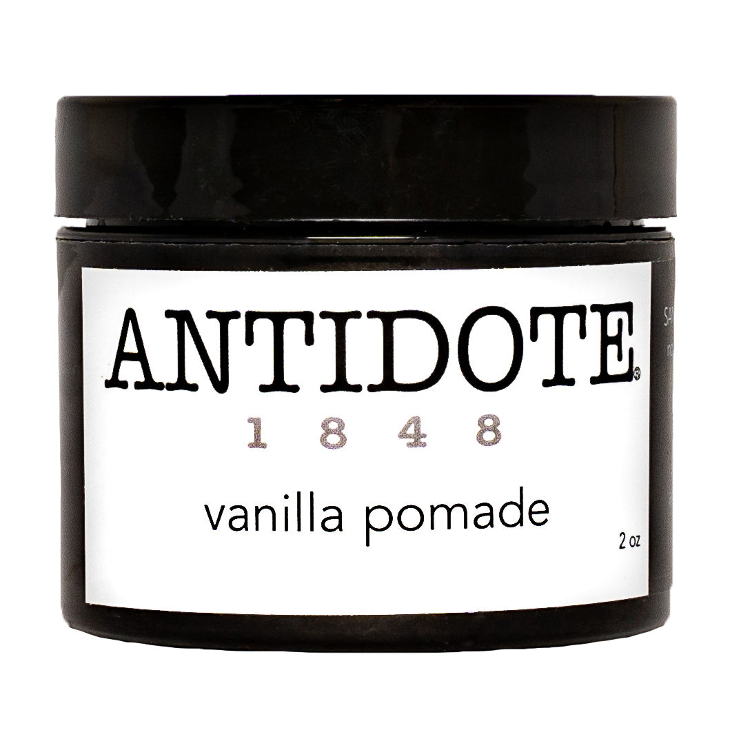 Firm hold Vanilla Pomade
